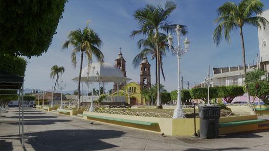 Plaza San José del Valle