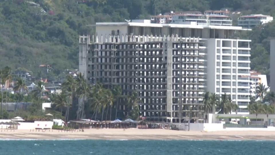 Playa Camarones en Puerto Vallarta